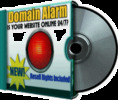 Thumbnail New! Domain Alarm software with Resell Rights