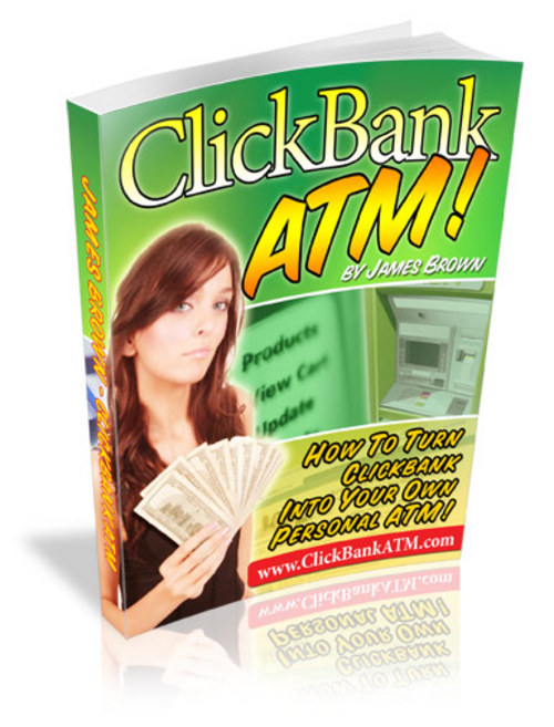 Product picture New! ClickBank ATM - MRR Included