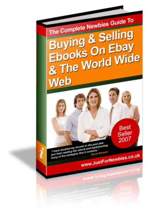 Product picture New! Buying & Selling Ebooks On Ebay & The World Wide Web