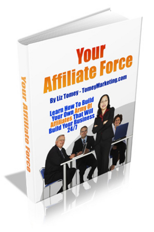 Product picture New! Your Affiliate Force