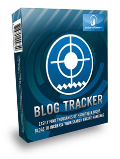 Product picture Blog Tracker - Business Software (Basic Resale Rights)