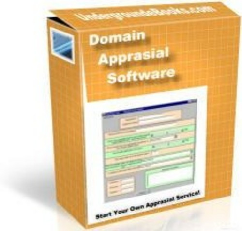 Product picture Domain Appraisal Software - Domain Business - MRR