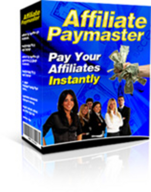 Product picture New! Affiliate Paymaster Software - MRR included