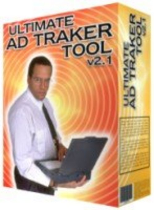Product picture New! Ultimate Ad Tracker v2.1